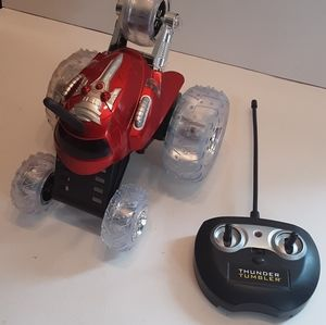 Thunder Tumbler Remote Control RC 360 AS IS